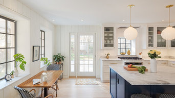 French Country Modern Kitchen