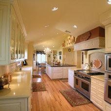 Traditional Kitchen by Nancy Hugo CKD