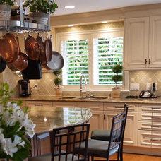 Traditional Kitchen by Christine Austin Design