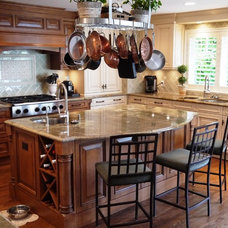 Traditional Kitchen by Christine Austin Design
