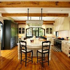 Farmhouse Kitchen by Sue Comfort Designs