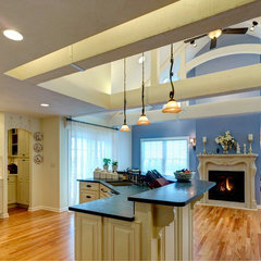 traditional kitchen by McClurg Remodeling & Construction Services