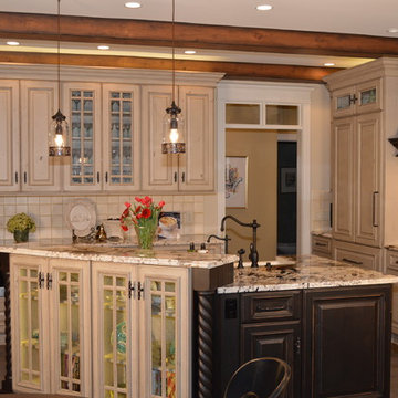 French Country Styled Kitchen
