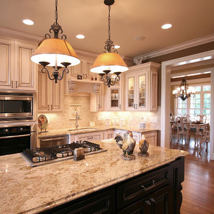 French country kitchen ideas - Kitchen - french country kitchen idea in Charlotte