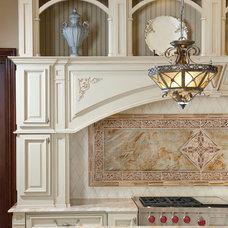 Traditional Kitchen by AVID Associates LLC