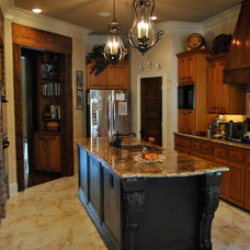 Traditional Kitchen by Annette Christian Design, LC
