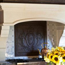Traditional Kitchen by Linda L. Floyd, Inc., Interior Design