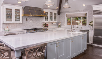 French Inspired Classical Kitchen