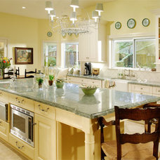 Traditional Kitchen by StoneWood Design, Inc.