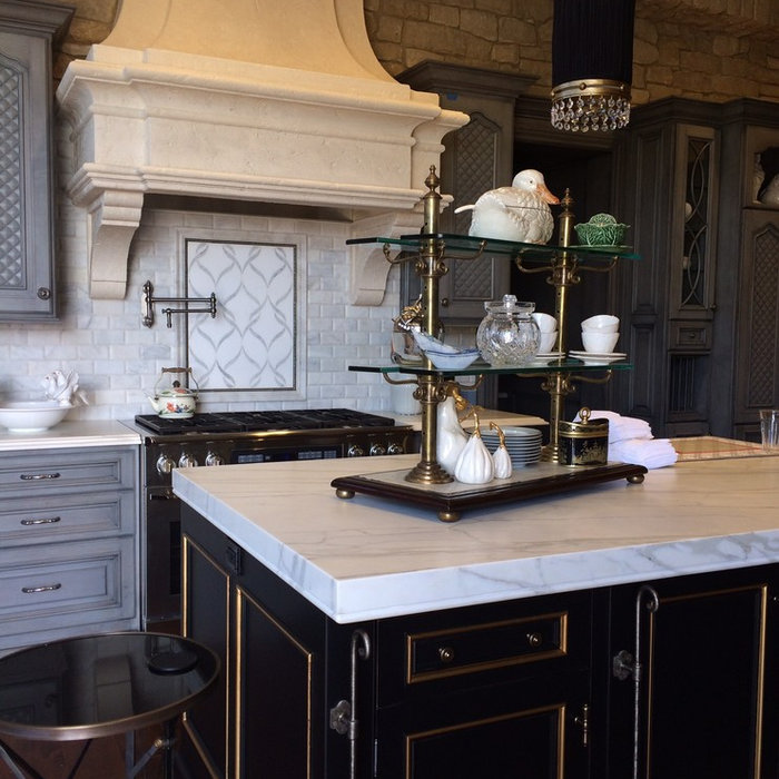 Chinoiserie Kitchen & Interior Design | Rancho Santa Fe, CA