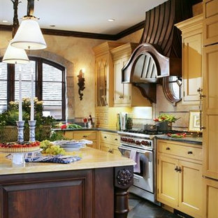 French Normandy Kitchen