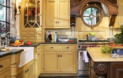 Expert Panel: Kitchen Color