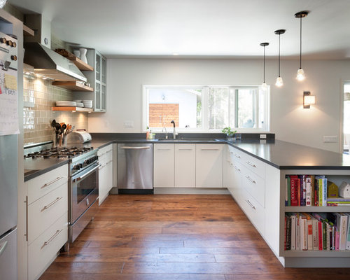 SaveEmail - Pecan Wood Floor Houzz
