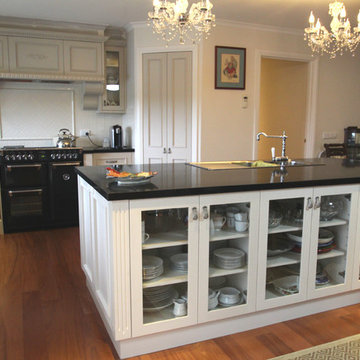 French Provincial Country Kitchen