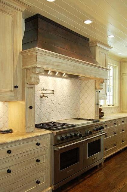 Kitchen by Morgan Creek Cabinet Company