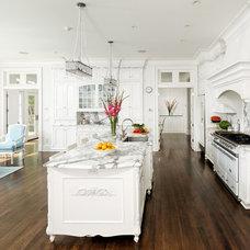 Traditional Kitchen by Bradford Design LLC