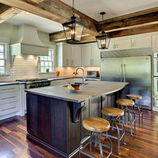 Eclectic Kitchen by Frenchs Cabinet Gallery llc