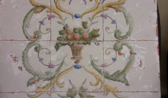 fresco backsplash