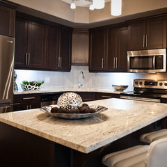 modern kitchen by Fresco Interiors Design Group Inc