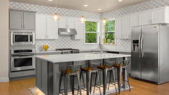Fresh and Classic Kitchen Renovaton