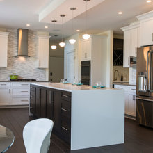 Before & After: A Fresh New Kitchen for a Modern Family