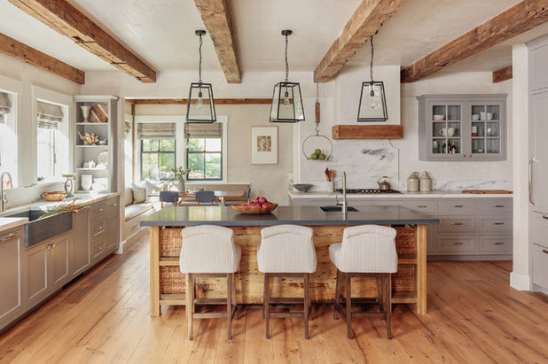Country Kitchen by Jess Cooney Interiors