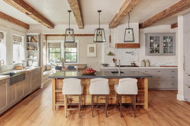 Кантри Кухня by Jess Cooney Interiors