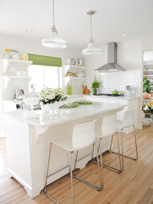 All White Kitchen Ideas Pictures Remodel And Decor