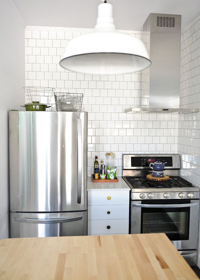 Eclectic Kitchen by A Good Chick To Know