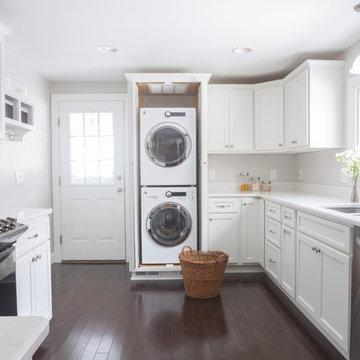 Fresh Linen Kitchen
