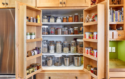 This Kitchen's Custom Storage Has a Place for Everything