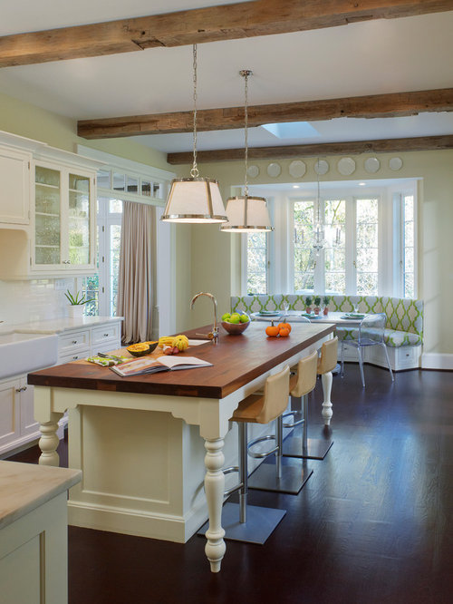 Kitchen Island With Legs Home Design Ideas, Pictures