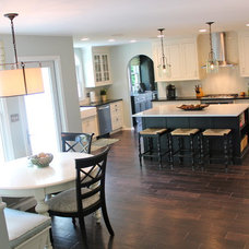 Traditional Kitchen by Simply Wesley, LLC