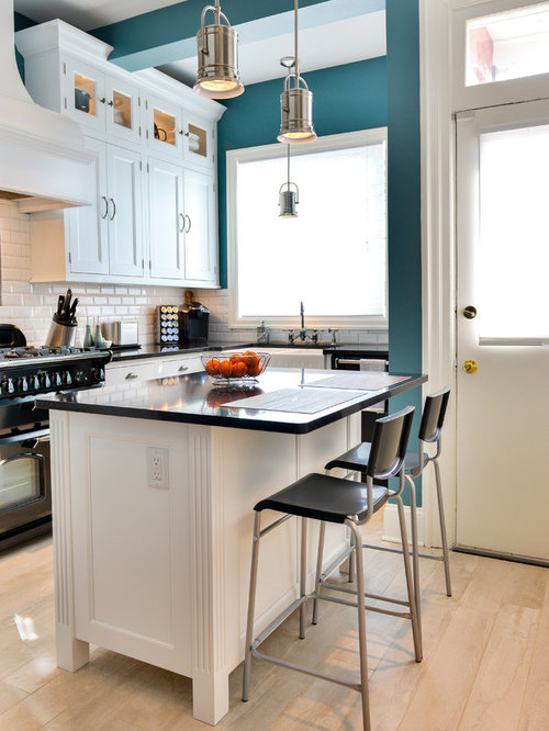 Traditional Kitchen Designs   Inspiration For A Timeless L Shaped Light  Wood Floor And Beige