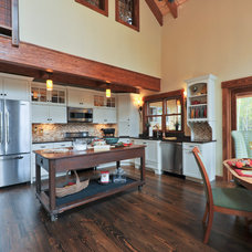 Farmhouse Kitchen by All in the Details
