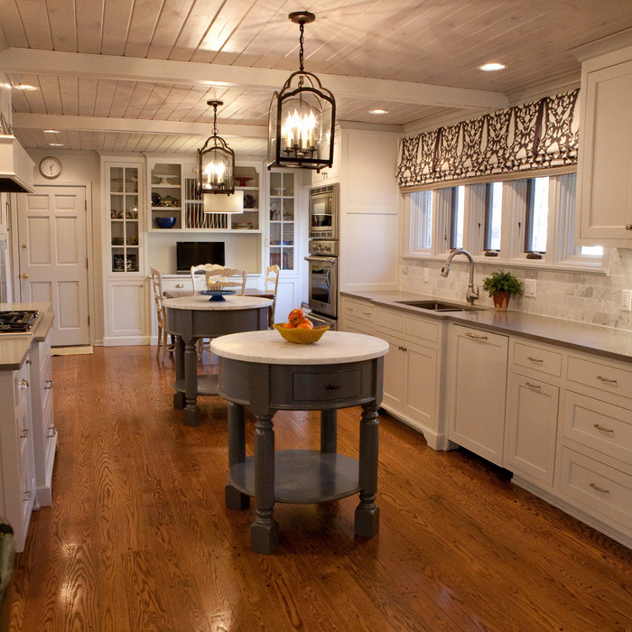 Fresh Traditional Kitchen Remodel