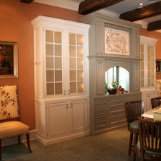 Traditional Kitchen by Gibson Gimpel Interior Design