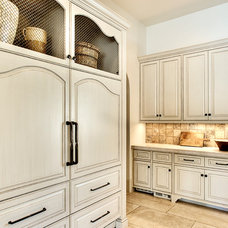 Traditional Kitchen by Parker House Inc.