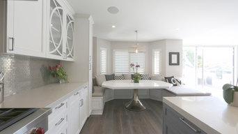 Friedman Residence - Manhattan Beach Transitional Kitchen