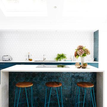 Friern Terrace Kitchen Island