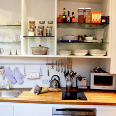 Eclectic Kitchen by Lauren Bryan Knight