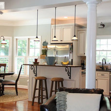 Eclectic Kitchen by Unskinny Boppy
