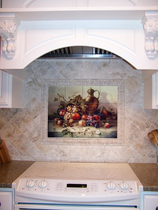 kitchen tiles with fruit design. Appealing Kitchen Tiles With Fruit Design Images  Exterior ideas