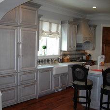 Traditional Kitchen Frye Residence Kitchen