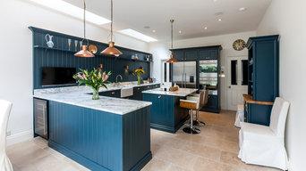 Fulham - A Bespoke Kitchen Project