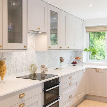 Fulham Kitchen Dining & Living Room Design