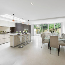 Contemporary Kitchen by Emblem Furniture