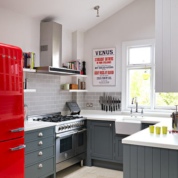 Fulham Traditional Kitchen