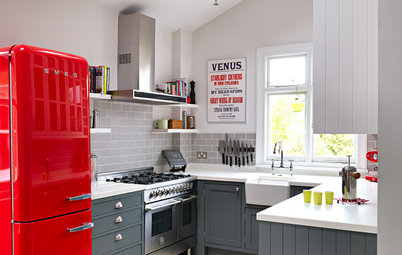 10 Simple Ways to Bring Order to a Small Kitchen