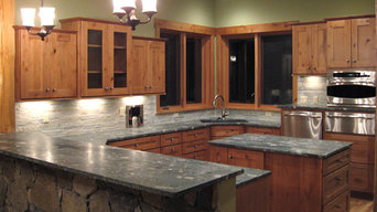 Full Custom Kitchen & Built-in Bench Cabinet
